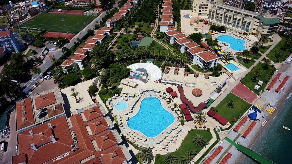 TT Hotels Hydros