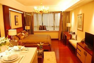 Ziyuan Service Apartment Shanghai Jing'an Ziyuan
