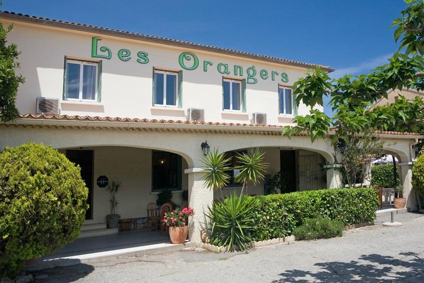 Hotel Les Orangers