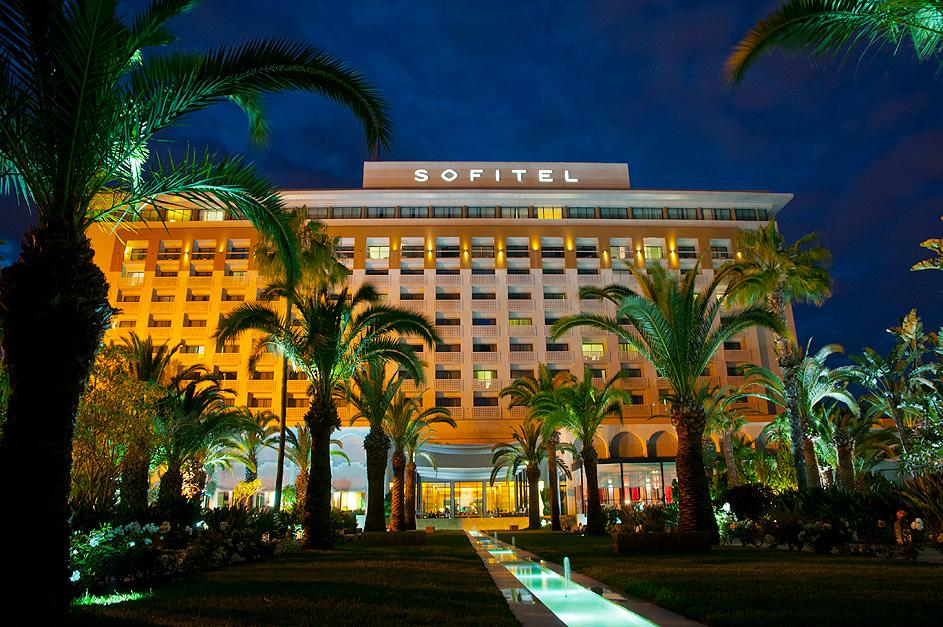 Sofitel rabat jardin des roses updated 2017 prices for Jardin oudaya rabat