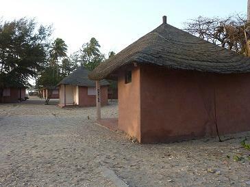 Campement Villageois de Palmarin-Sessene