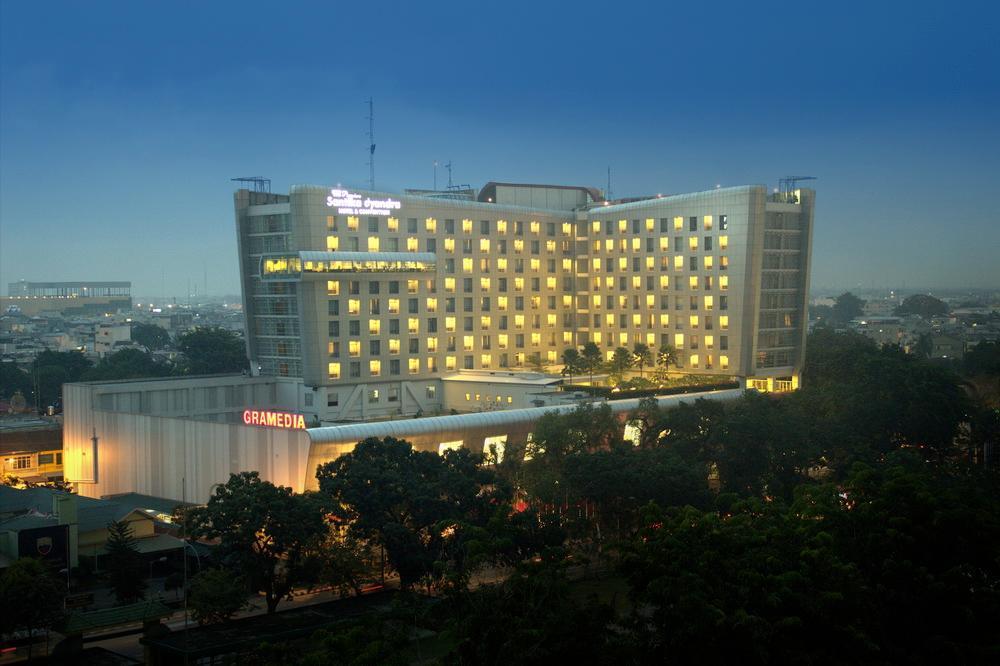 棉兰S山蒂卡首映酒店及会议