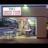 Pat's Cheesesteak Hoagies & Pizza
