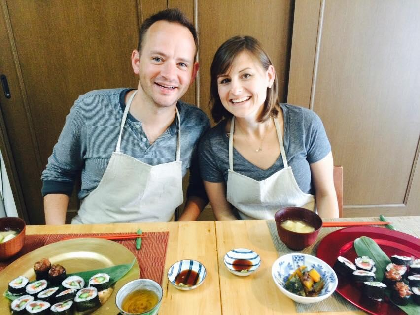 Mayuko S Little Kitchen Japanese Cooking Class Shibuya