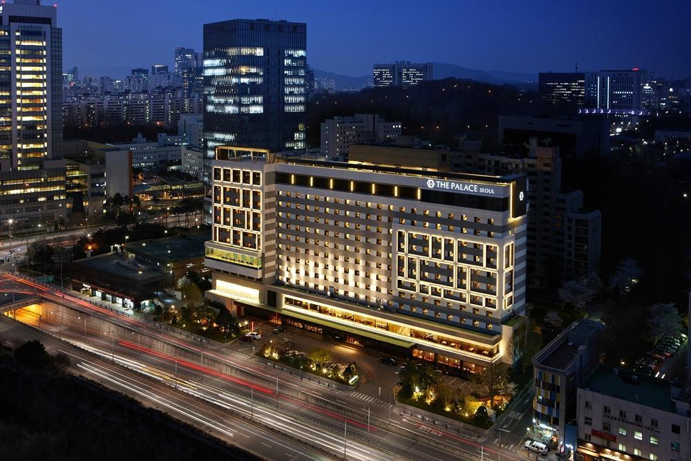 ザ・パレスホテル ソウル