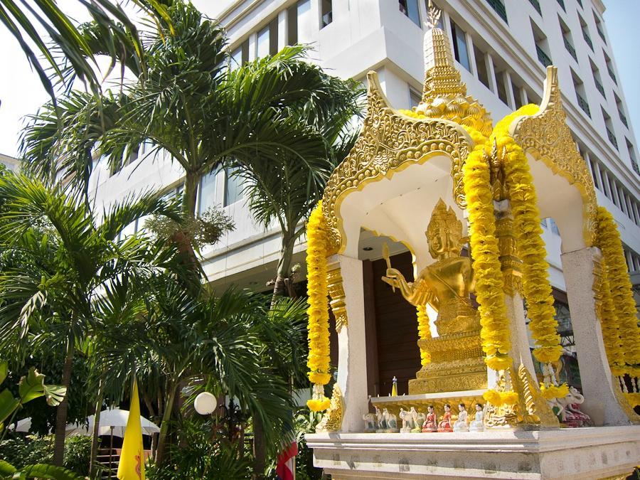 Silom City Hotel Bangkok Thailand Omd 246 Men Och