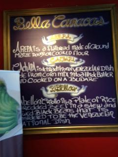 Bella Caracas Café