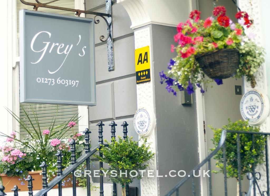 Grey's Hotel