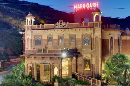 Marugarh Jodhpur 飯店