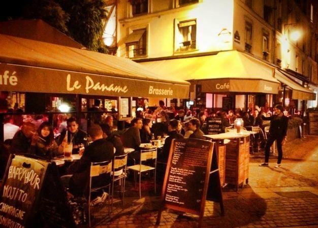 Le paname paris 15 rue pierre lescot les halles restaurant avis n - 15 rue des halles 75001 paris ...