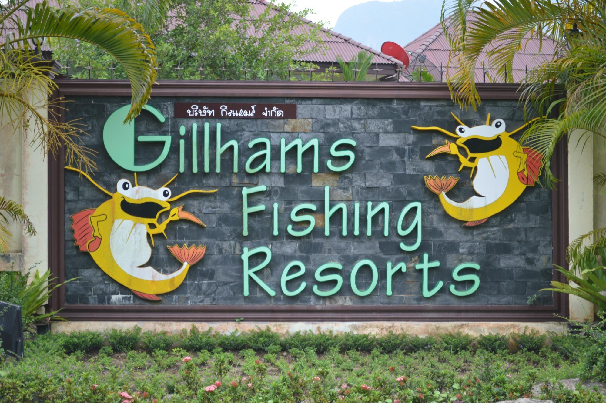 Gillhams Fishing Resorts