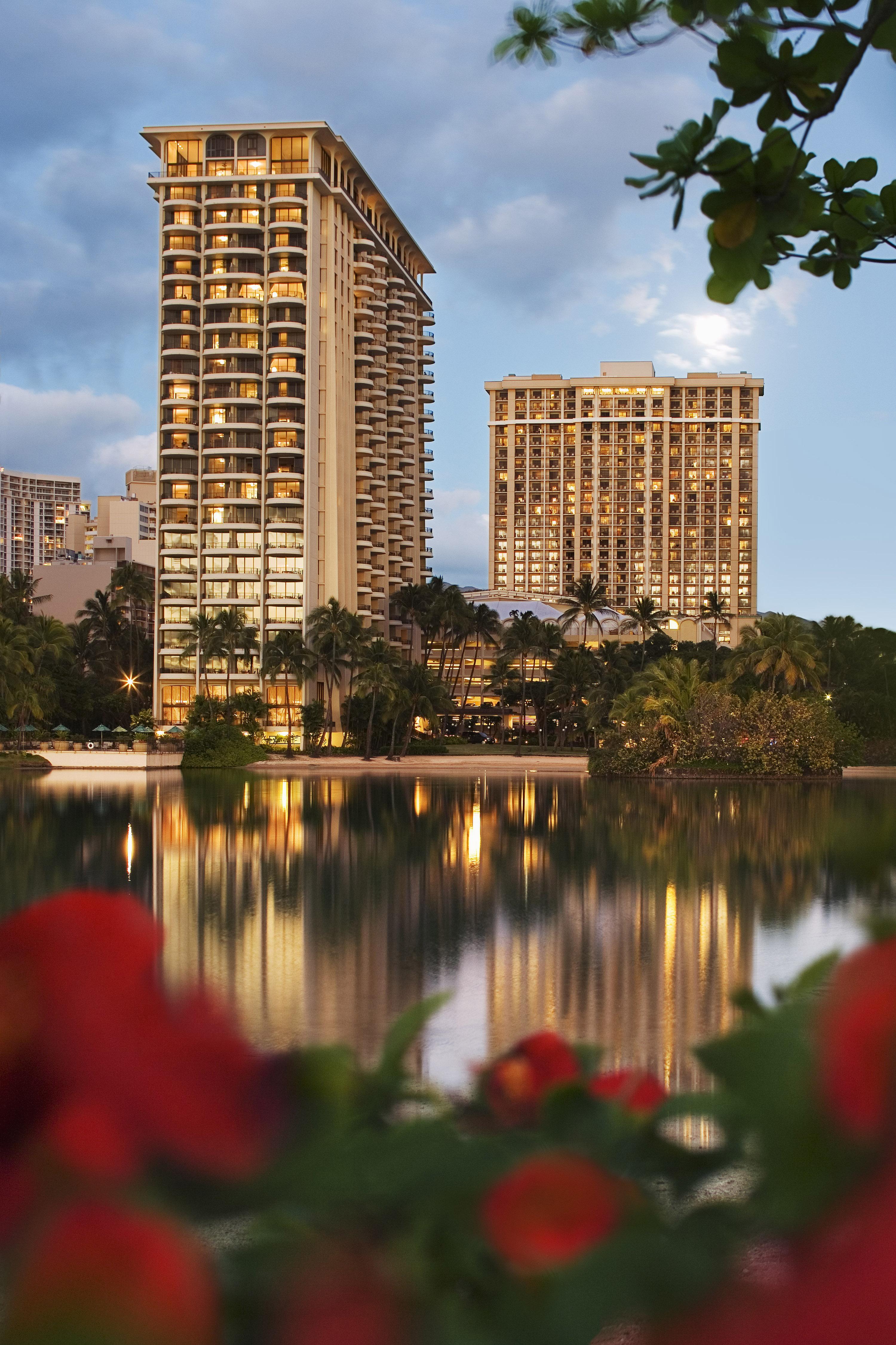 Hilton Grand Vacations Suites at Hilton Hawaiian Village
