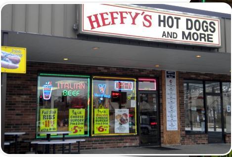 Heffy's Hot Dogs