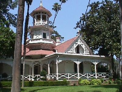 Historic Los Angeles Arboretum Tour