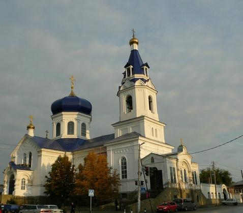 The Mikhailo-Arkhangelsky Cathedral