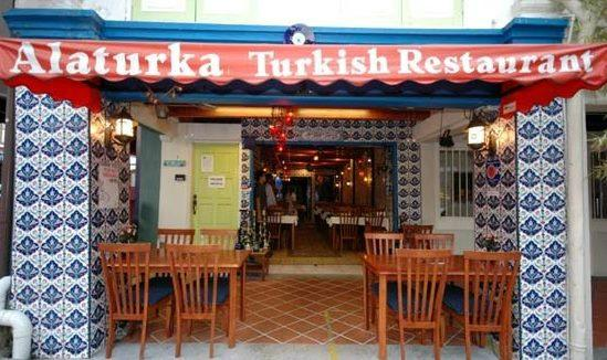 Alaturka Restaurant & Cafe & Bar