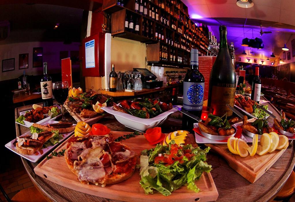 Restaurant la tantina de burgos dans toulouse avec cuisine for O cuisine toulouse