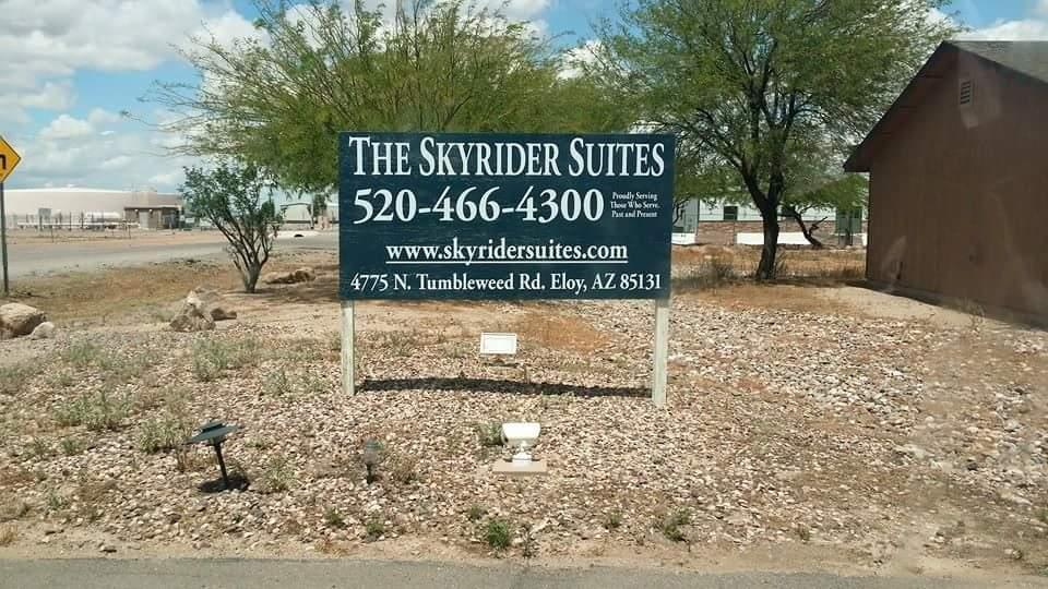 The Sky Rider Suites