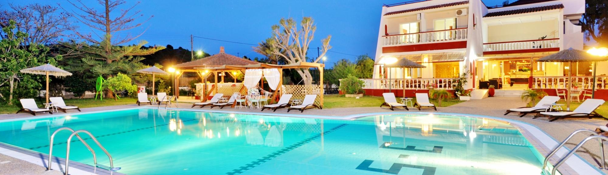 Naturist Angel Club Hotel