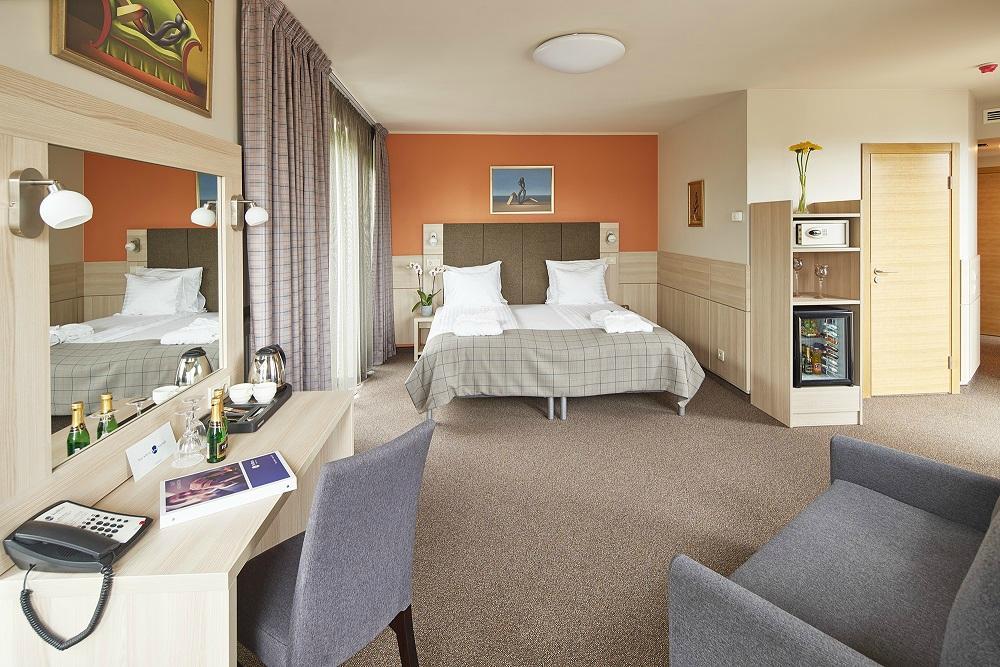 Rixwell Irina Hotel 3 star economy hotel in Riga city