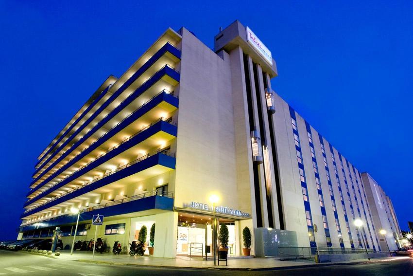 大溪地廣場飯店