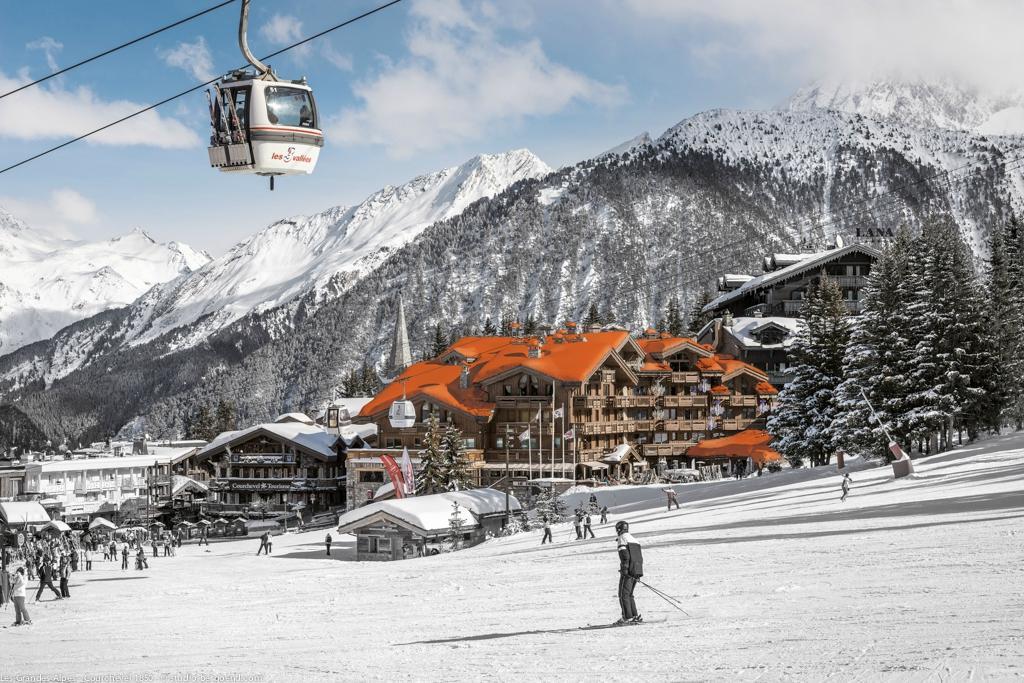 Grandes Alpes Private Hotel & Spa
