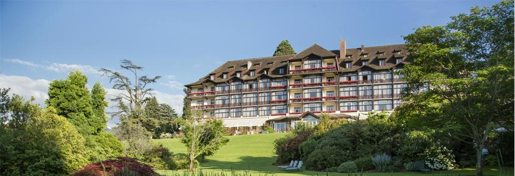 Hotel Ermitage - Evian Resort