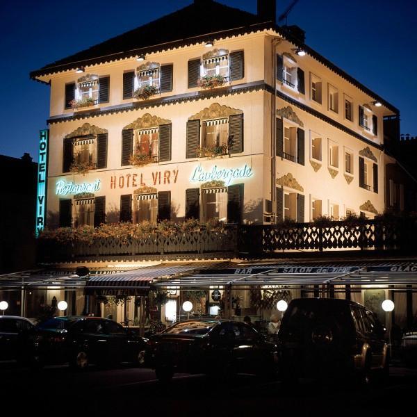 Hôtel Restaurant l'Aubergade