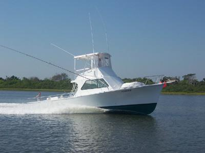 Hooker Sport Fishing