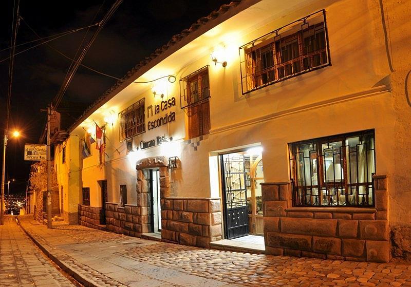 Hotel Chincana Wasi - La Casa Escondida