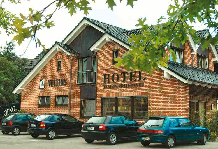 Hotel Jandewerth-Bayer