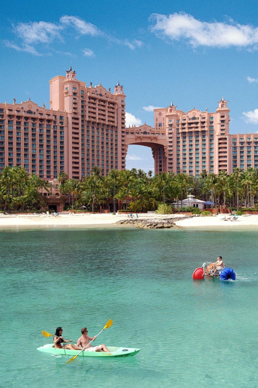 Atlantis Paradise Island Resort In The Bahamas 2018