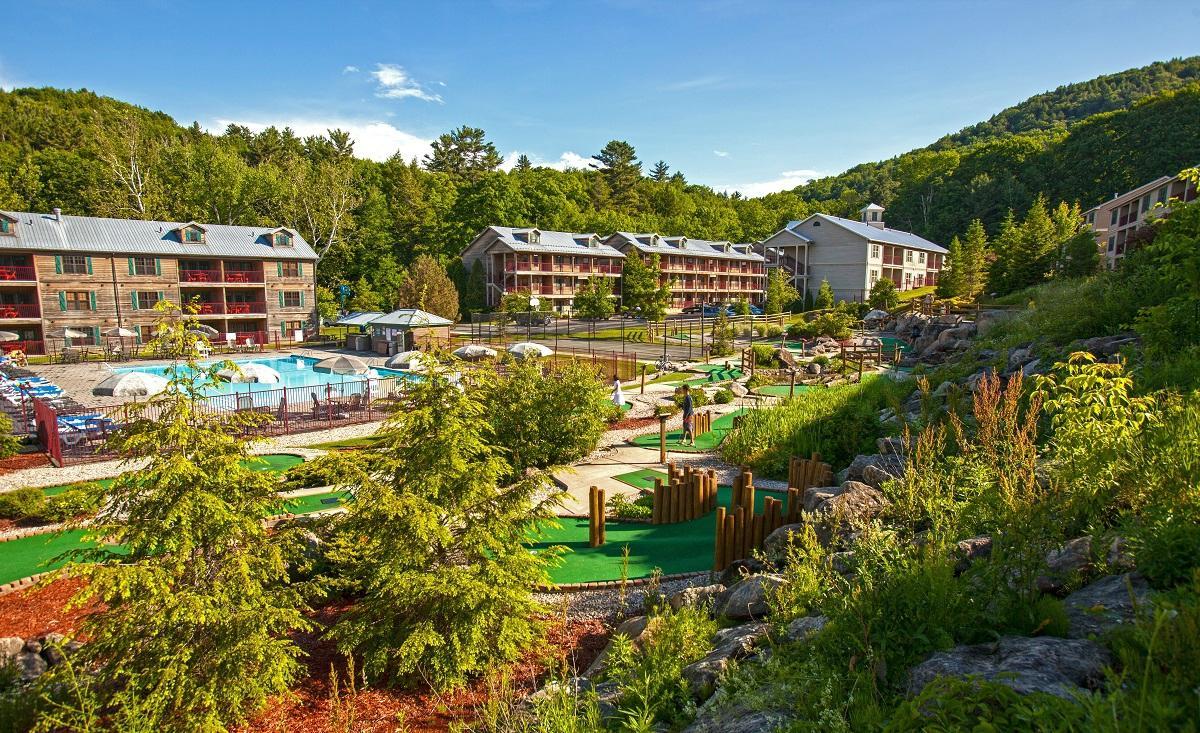 Silverleaf Oak N' Spruce Resort