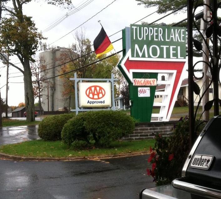 ‪Tupper Lake Motel‬