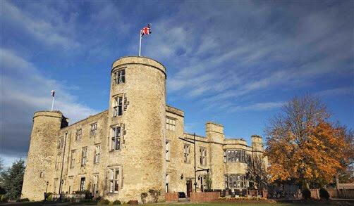 Afternoon Tea & Lounge - Walworth Castle Hotel