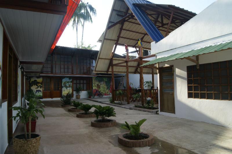 Apartahotel Ayahuasca