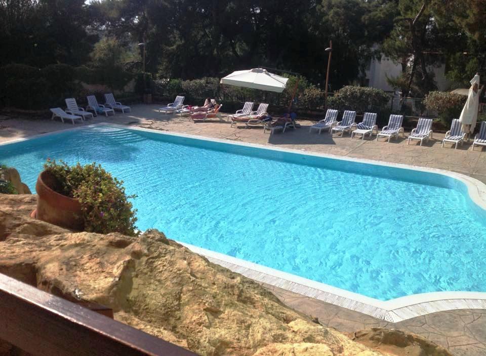 帕格里亞薩-天堂公園飯店