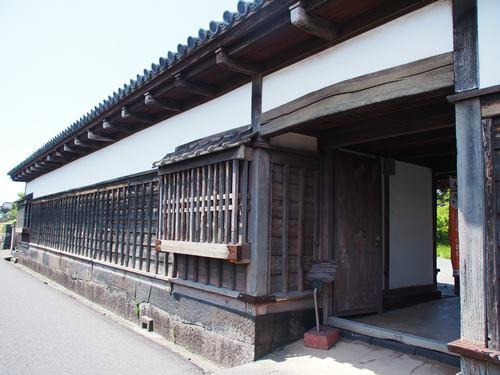 Old Suu House Nagaya-Mon Gate