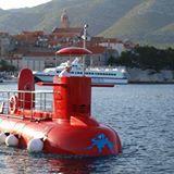 Tur med undervannsbåt