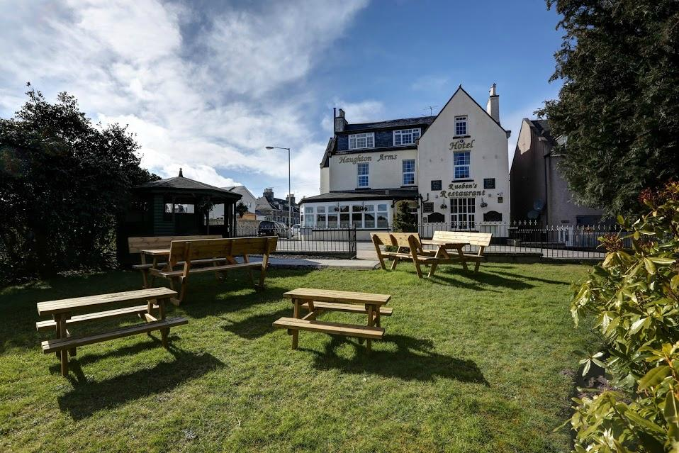 Haughton Arms Hotel