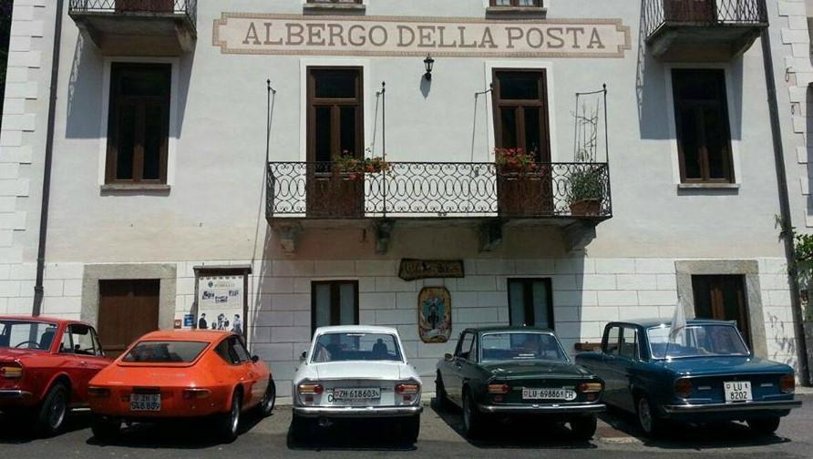 """Albergo Della Posta & Ristorante """"Il Faggio"""""""