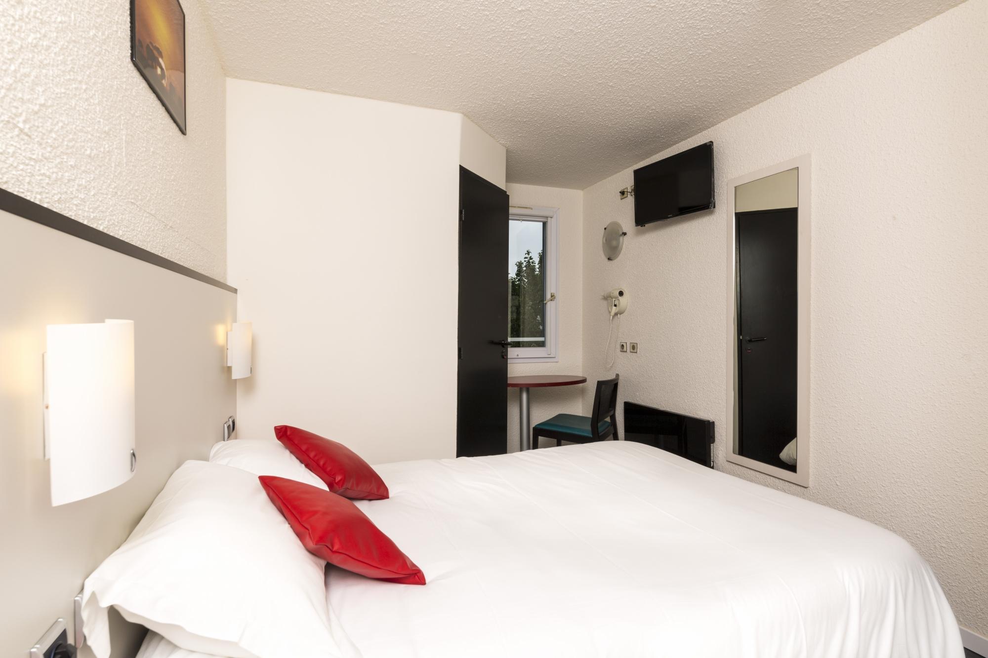 Hotel Balladins St Quentin -Gauchy