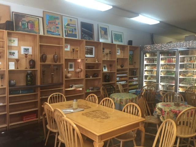 Farmer\'s Kitchen Cafe at Natural Food Works, Davis - Menu, Prices ...