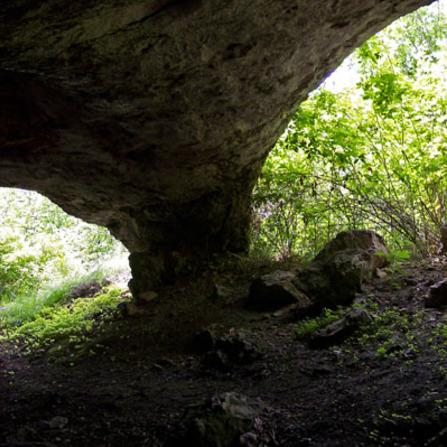Cave Accipiter's Place