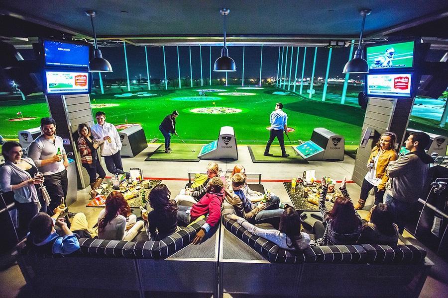 Top Golf Kansas City - now open!
