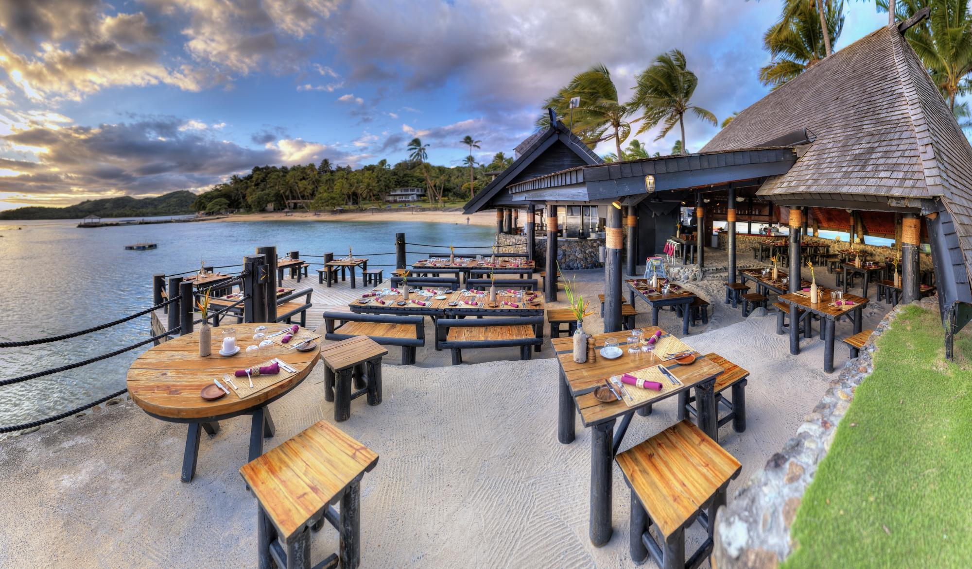 Wicked Walu Seafood Restaurant