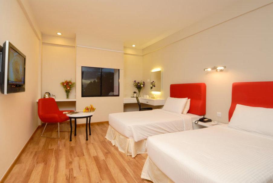 โรงแรมเดอะพาเลสโกตาคินาบาลู