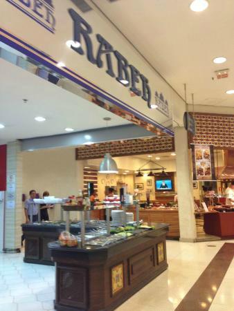 Rabeh Restaurante Arabe