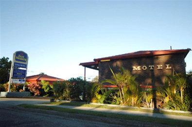 Best Western Zebra Motel