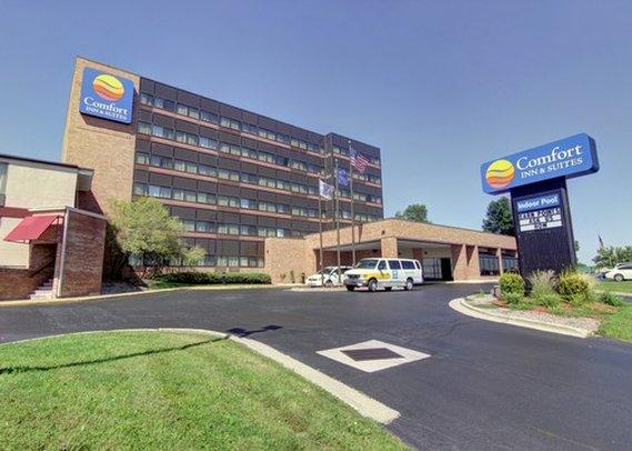 Comfort Inn & Suites Madison Airport
